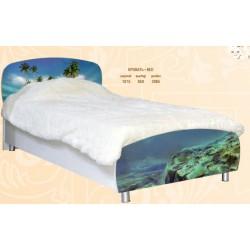 Viengulė lova MULTI