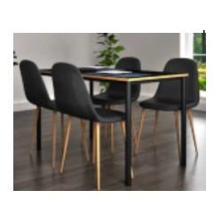 Stalas su 4 kėdėmis MLM-180492