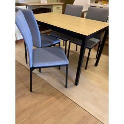 Stalas su 4 kėdėmis MLM-181132