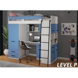 Vaiko baldai LEVEL P
