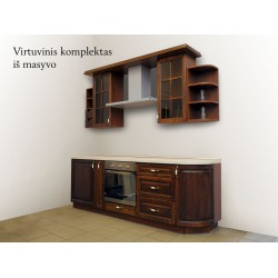Individuolių baldų projektavimas
