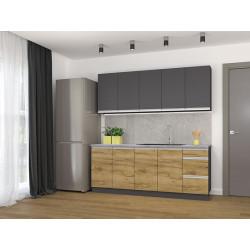 Virtuvės komplektas MADERA  200