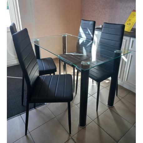 Stalas su 4 kėdėmis MLM-184010