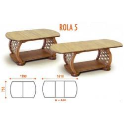 Žurnalinis staliukas ROLA 5