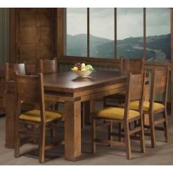 Stalas su 6 kėdėmis  N.Y