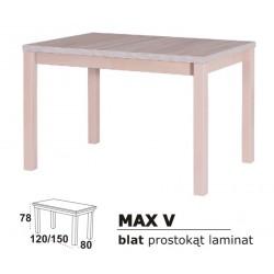 Stalas  MAX V