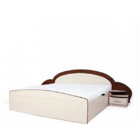 Miegamojo lova JUSTĖ