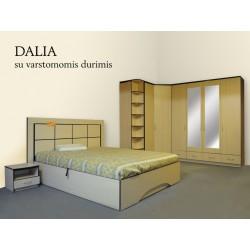 Miegamojo komplektas Dalia