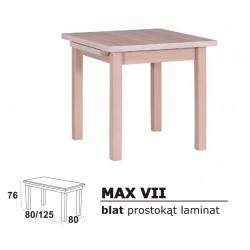 Stalas  MAX VII